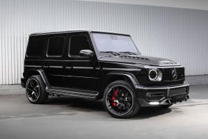 2020 Mercedes-AMG G63 Light Package by TopCar